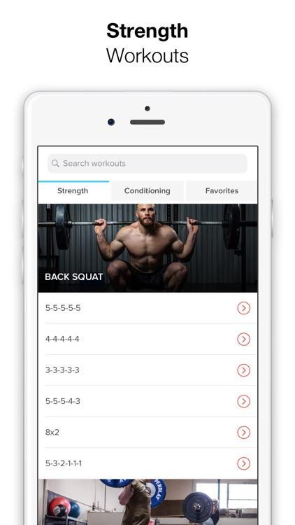 Keelo - Strength HIIT Workouts screenshot-3