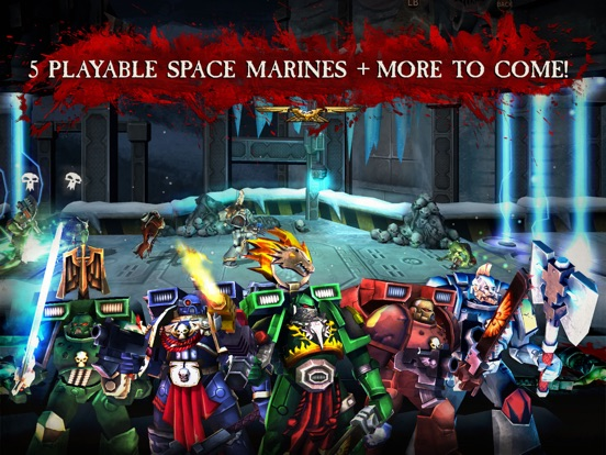 Screenshot #3 for Warhammer 40,000: Carnage