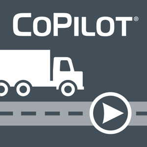CoPilot Truck GPS - Navigation ios app