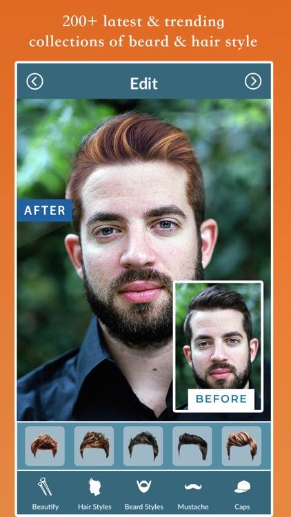 Smart Men Photo Editor