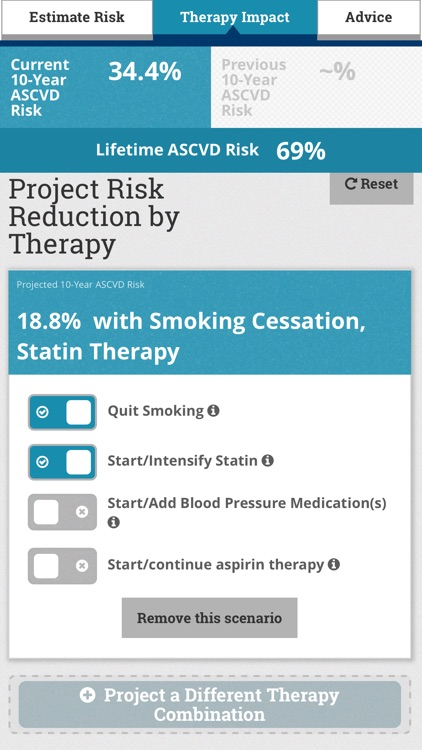 ASCVD Risk Estimator Plus screenshot-3