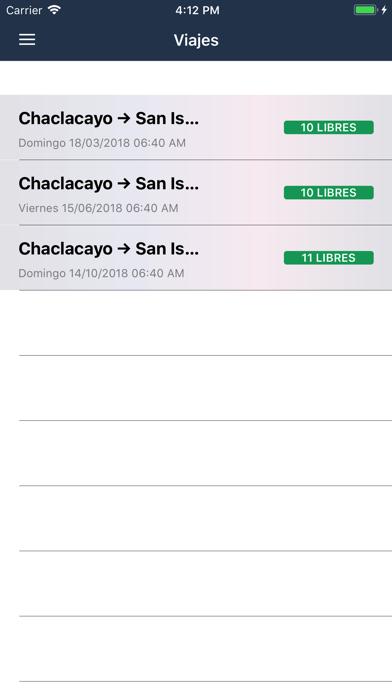 Rutas DriverCaptura de pantalla de1