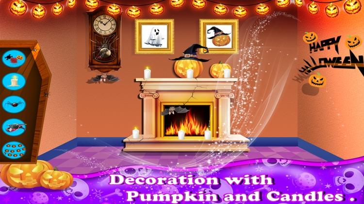 Halloween City Dancing Party