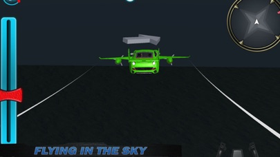 Ex Flying Car Driving screenshot one