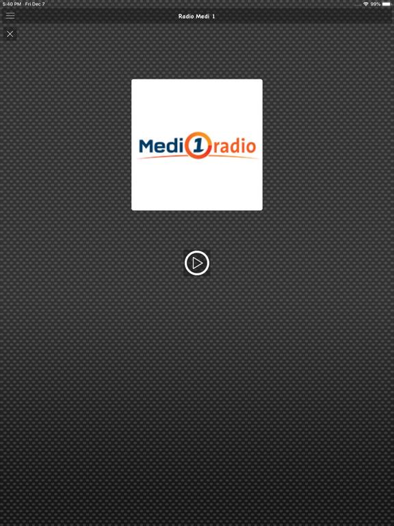 Maroc Radios - إذاعات مغربية-ipad-1
