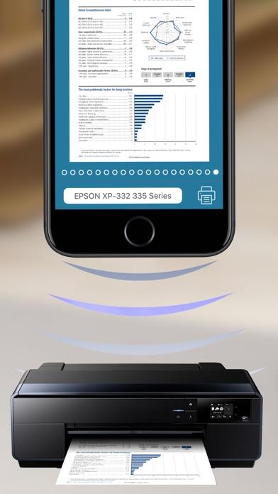 Printer App - drucke FotosScreenshot von 5