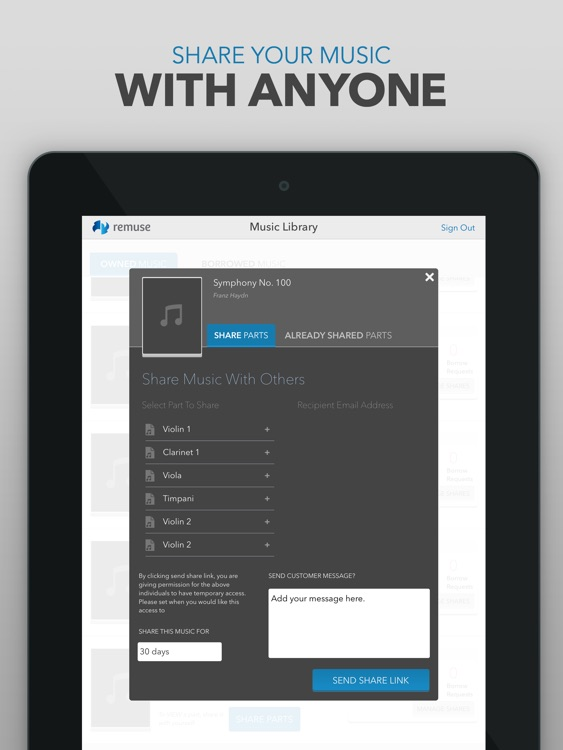 Remuse Sheet Music App screenshot-3
