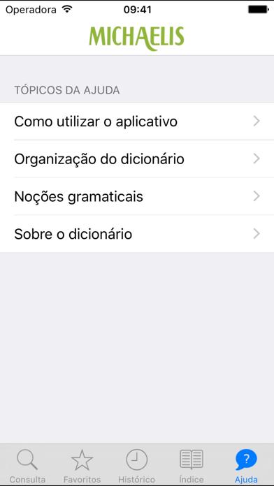 Dicionário Michaelis Portuguêsのおすすめ画像5