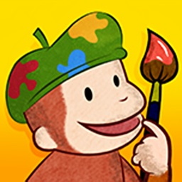 Draw with Curious George