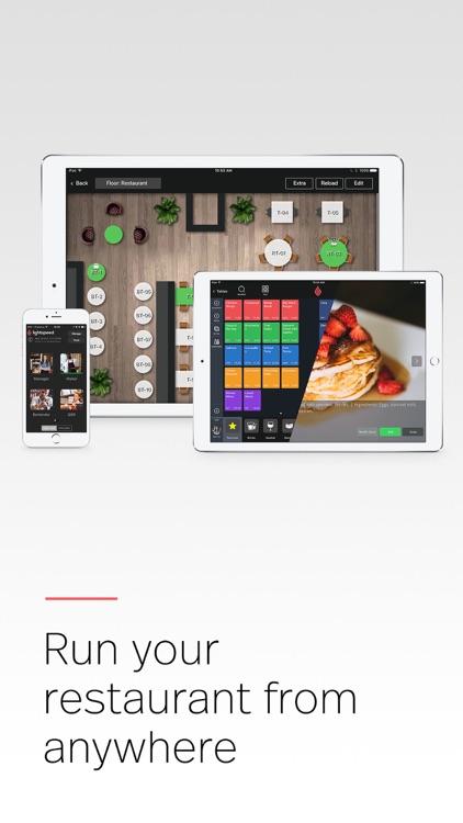 Lightspeed Restaurant POS screenshot-0