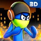 Sticked Man Epic Battle 3D icon