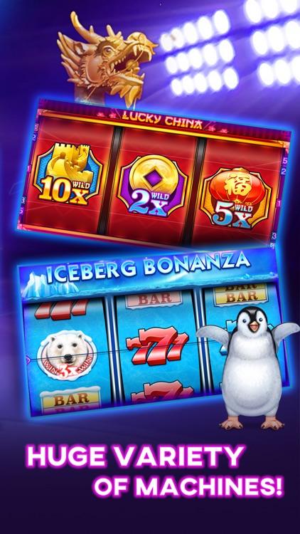 Vegas Slots: DoubleHit Casino screenshot-4