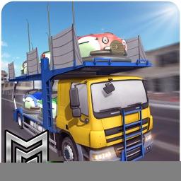Truck Driver Transporter 3D