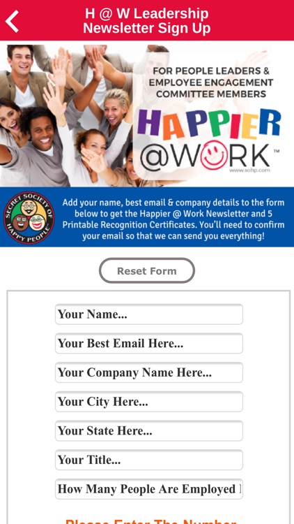 Happier at Work screenshot-4