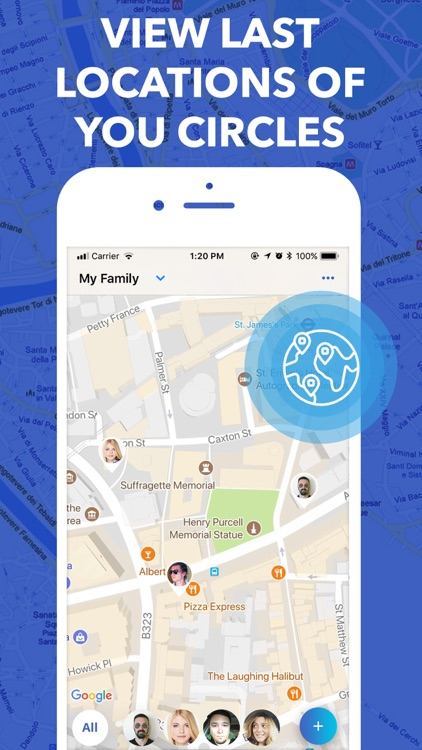 Get Location - Share and Find screenshot-5