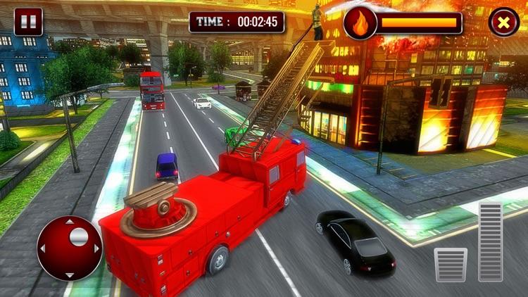 Fire Fighter Rescue Mission 18 screenshot-3