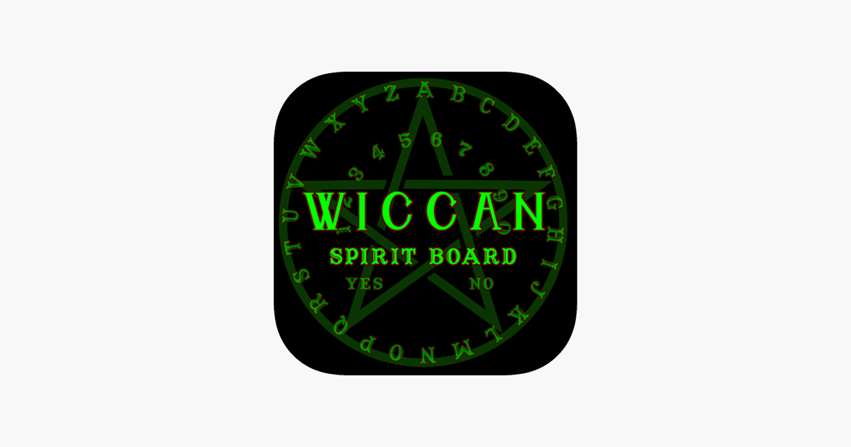 Wiccan Spirit Board on the App Store