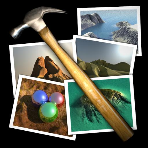 地形渲染软件工具包 TerrarRay