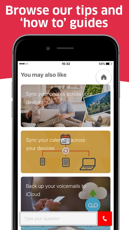 Mobile Rescue for Virgin Media by Asurion Mobile