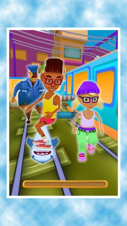 3D Subway Runner