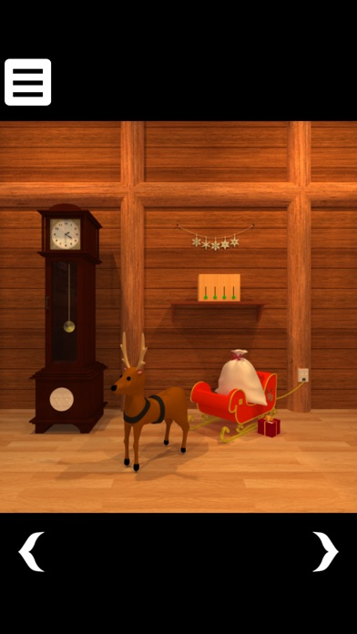 脱出ゲーム - サンタの家から脱出スクリーンショット4