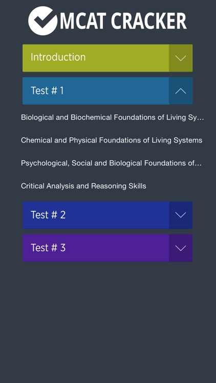 MCAT Prep & Practice Tests screenshot-0