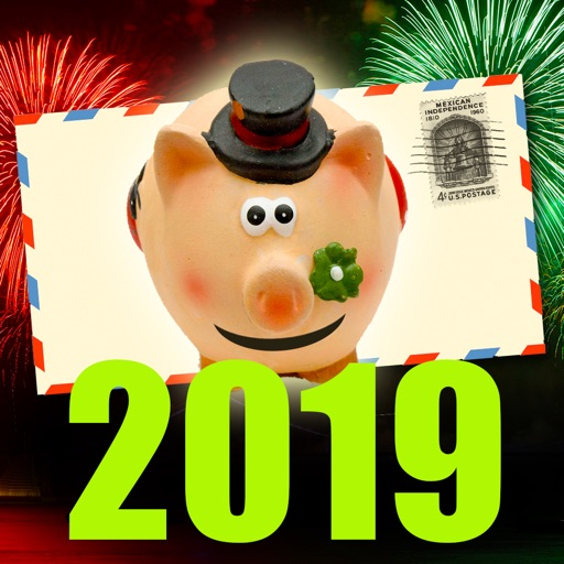 2019 Happy New Year Greetings