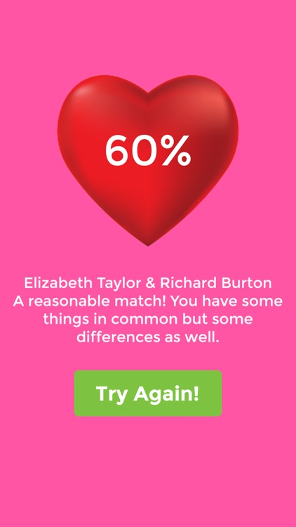 love match test