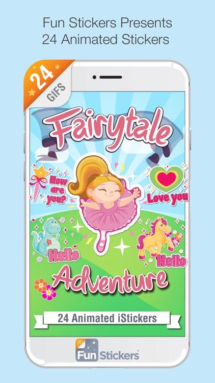 Fairytale Adventure iSticker