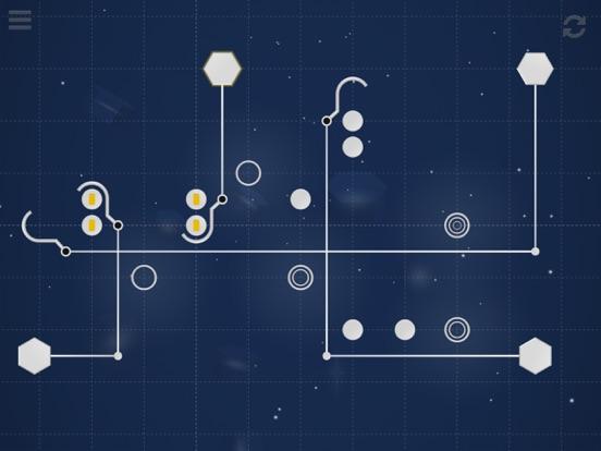 SiNKR: A minimalist puzzle screenshot 8