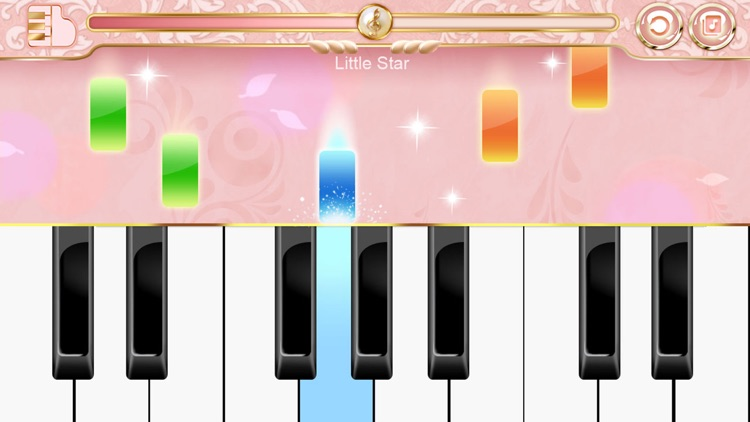 Piano Pink Master - Color Tile screenshot-3