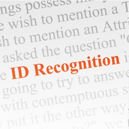 ID Recognition - Simple OCR