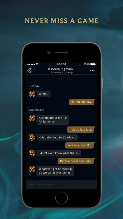 League of Legends Friends screenshot-3