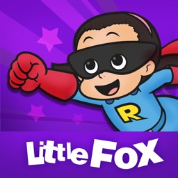 Rocket Girl - Little Fox Storybook
