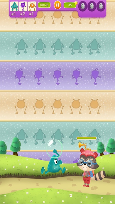 Adventure of Candy Raccoon screenshot three