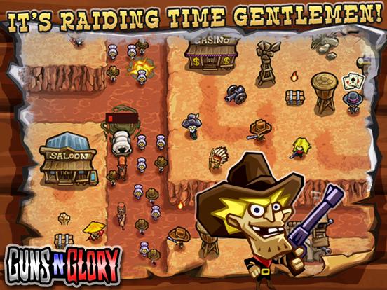 Screenshot #4 pour Guns'n'Glory