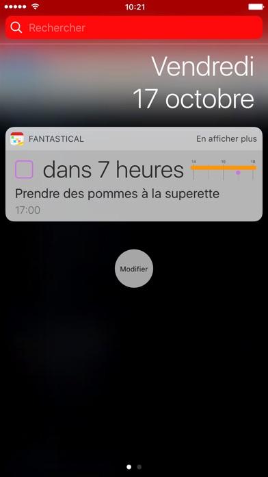 Fantastical 2 pour iPhone