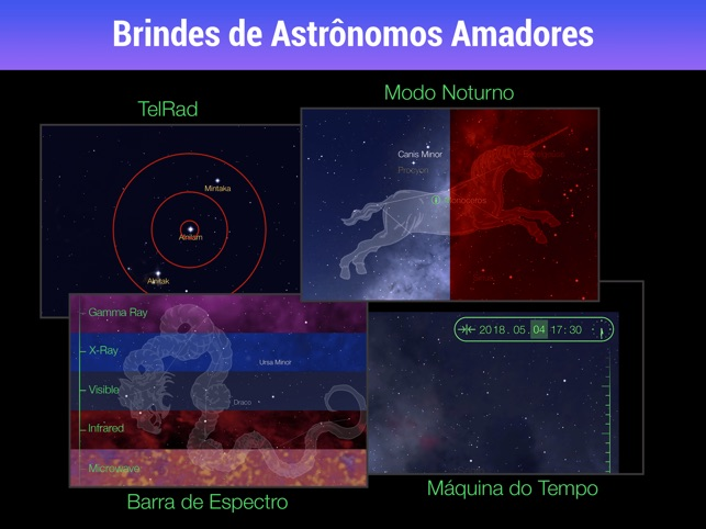 Star Walk HD: Guia astronômico Screenshot
