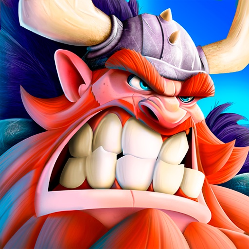 Viking: Heroes War iOS App