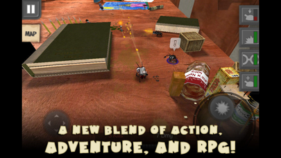 Bug Heroes Quest screenshot two