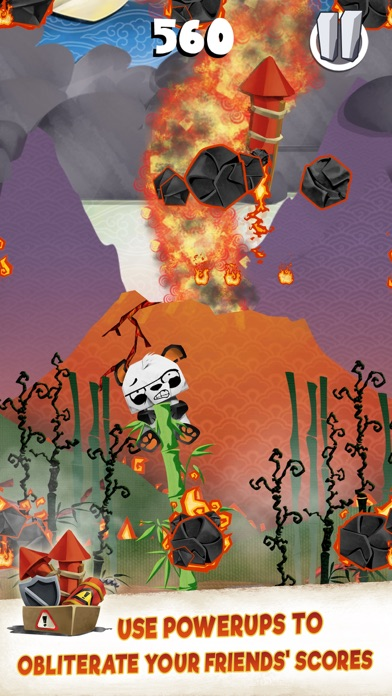 Cranky Bamboo! screenshot 3