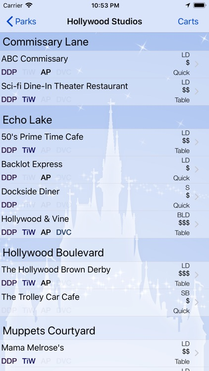 Magic Guide for Disney World screenshot-4