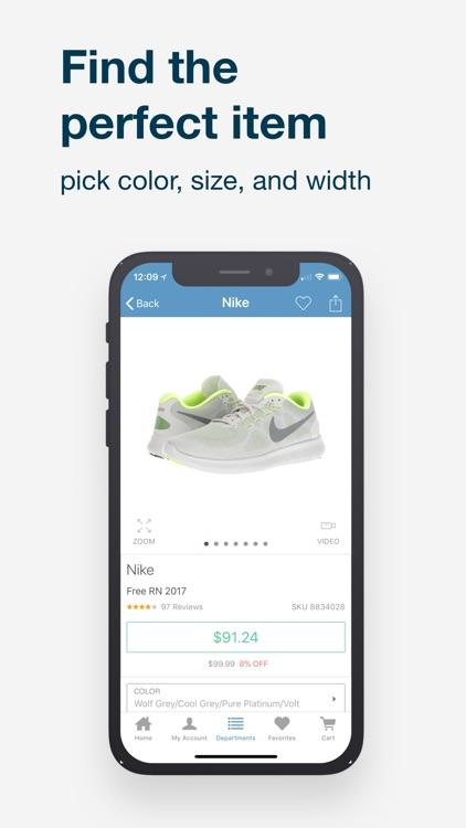 Zappos screenshot-3
