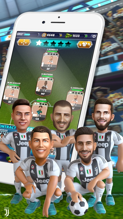 Kings of Soccer 2019 screenshot-4