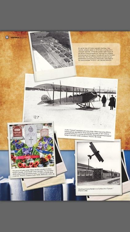 Revue Airforce Magazine