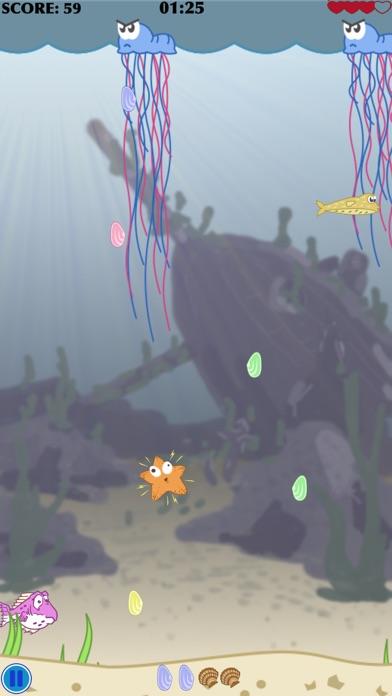 Starfish Crunch Screenshot 2