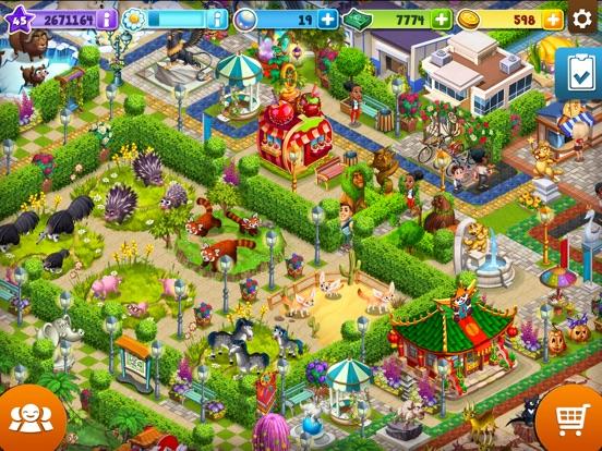 Игра ZooCraft: Семья животных