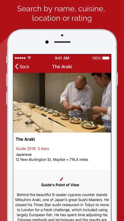 UK & IRL Restaurant Guide 2018 screenshot-3