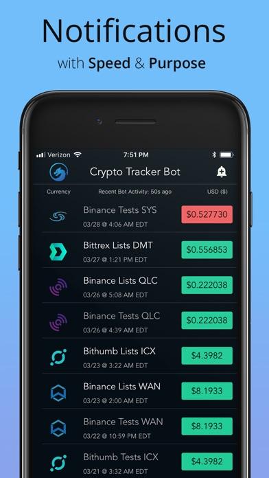 Crypto Tracker Bot Screenshot 3