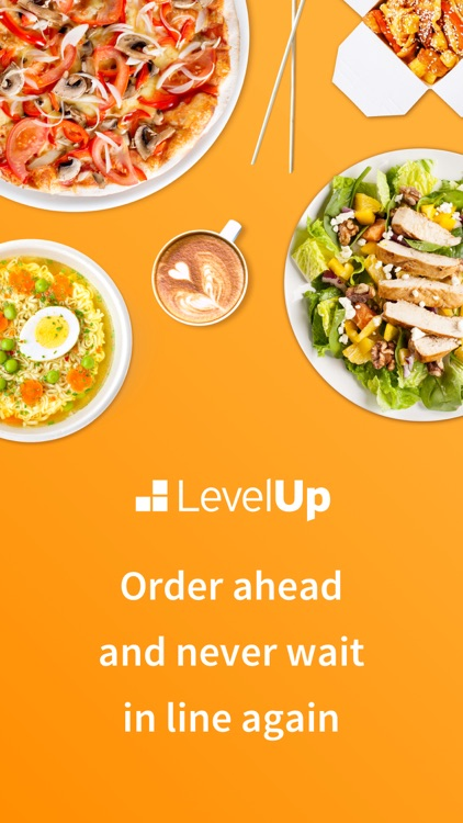 LevelUp: Order food ahead